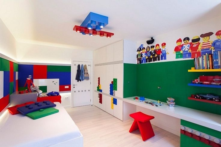 #Детская на тему #Lego http://on.fb.me/1P8HHQW