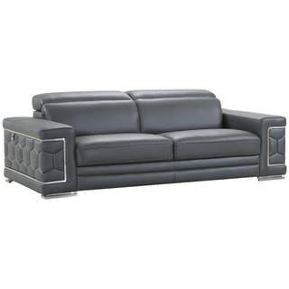 shop for divanitalia ferrara luxury italian leather upholstered rh pinterest com