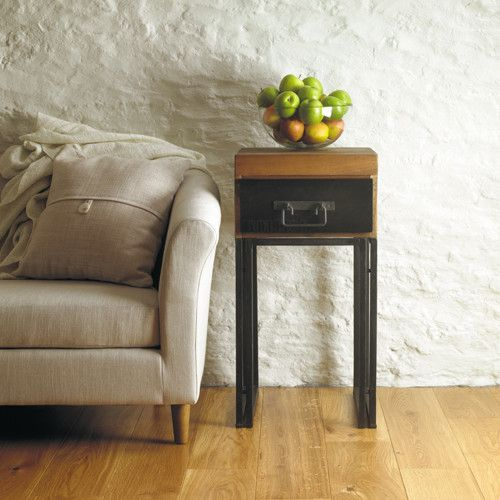 Beautiful Reclaimed Urban Chic Lamp table - Shop Now. – Chattels