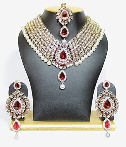 Indian Bollywood Traditional White Pearls Gold plated Sto... https://www.amazon.ca/dp/B01LXTKMWH/ref=cm_sw_r_pi_dp_x_eB6WybY9QN5V0