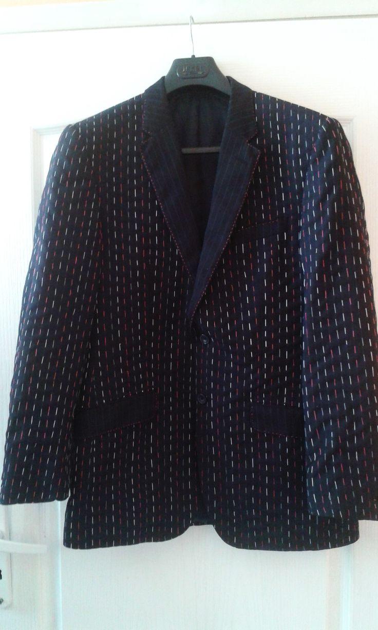 men's  jacket  designer Gabriela Hezner