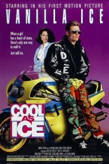 Cool as Ice 90's movie....this is a keeper!