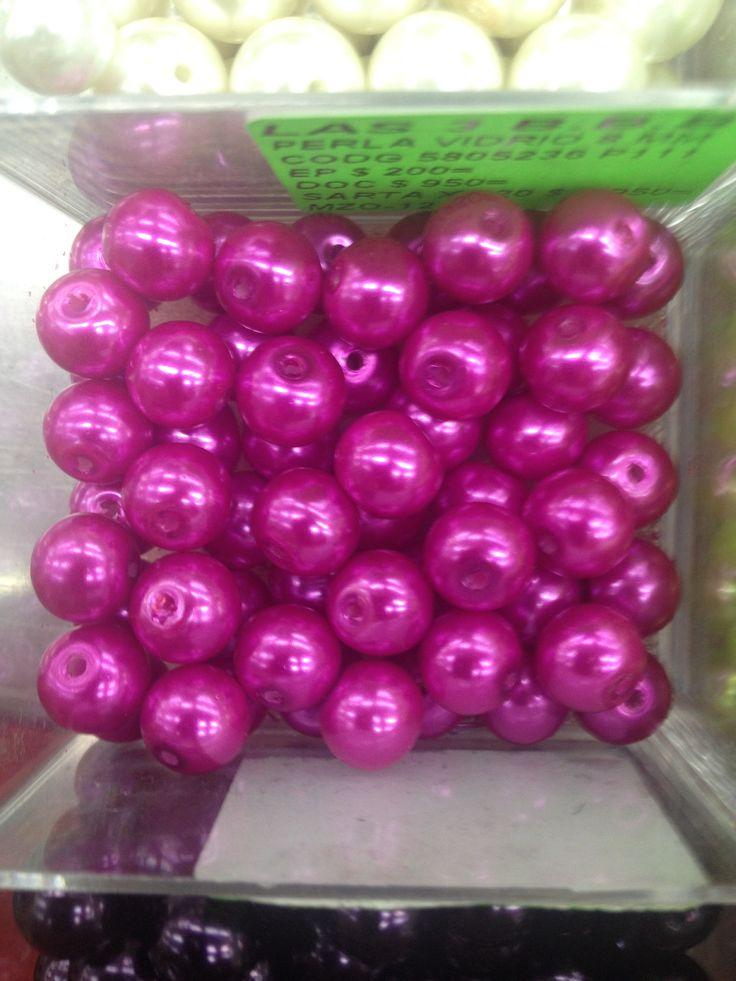 Perlas en vidrio pídelas 3117705490