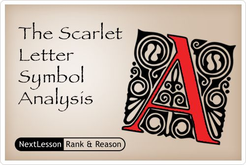 Character analysis essay on the scarlet letter