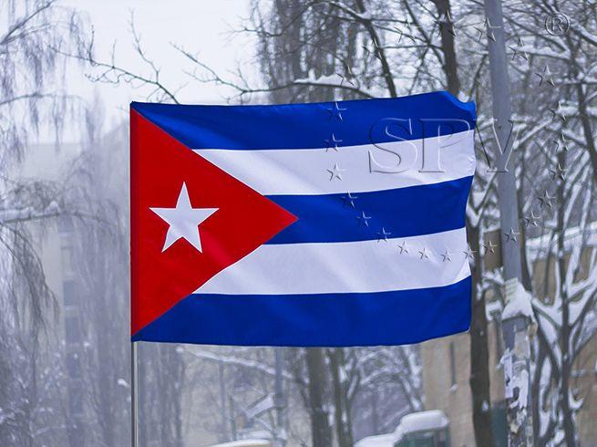 Купить флаг Кубы