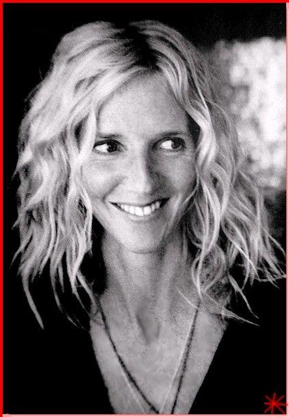 Photo NB : Sandrine Kiberlain, actrice de cinéma française