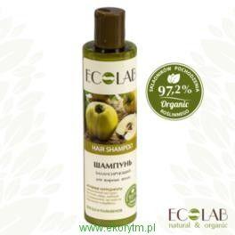 Ecolab Szampon zrównoważony do włosów tłustych 250 ml