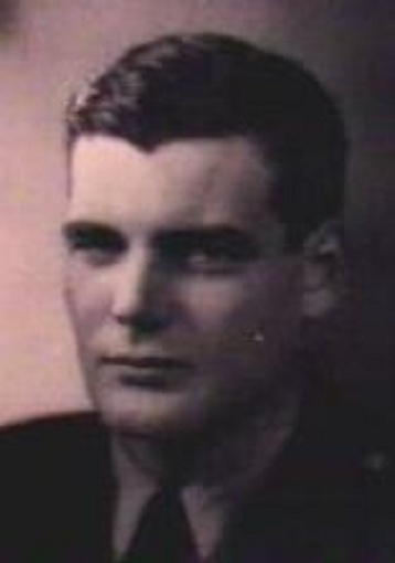 Captain Lewis Nixon, a commissioned officer of Easy Company