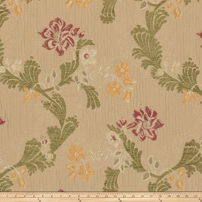 Fabricut Genevieve Chenille Toast from @fabricdotcom  This lovely chenille fabric is  perfect for valences, toss pillows, and upholstery projects like ottomans and headboards.