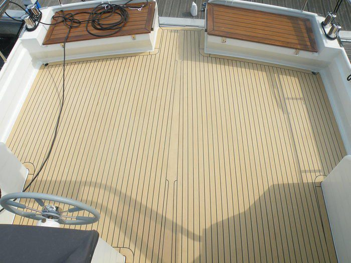 271 best yacht boat deck images on pinterest decking for Non wood decking material