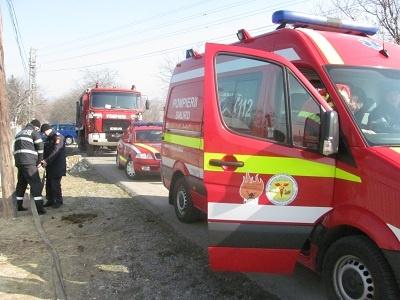 A dat foc locuinţei ca să ascundă o crimă!  Oribila faptă s-a întâmplat în comuna gălăţeană Tuluceşti, unde un bărbat de 67 de ani a murit după ce a fost ucis de prietenul de pahar.