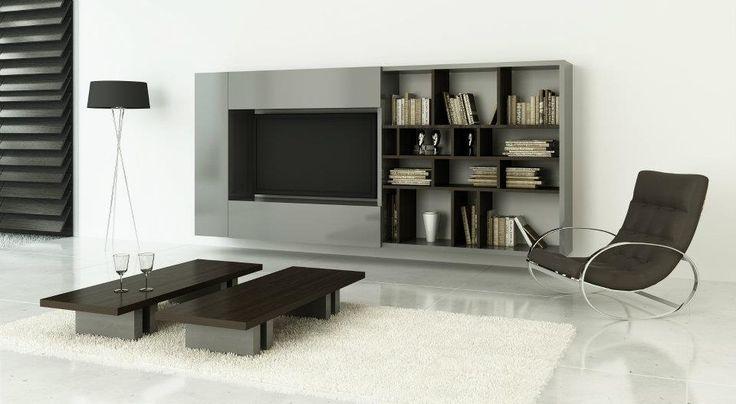 Composição armário parede * Consola  * Mesa de centro