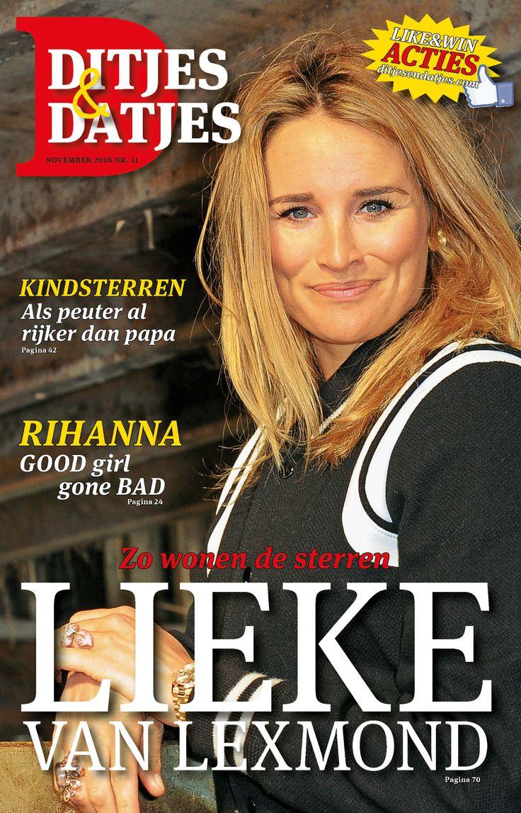 Ditjes & Datjes 11, 2016 met de magische Hans Klok. Vanaf vrijdag 28 oktober in de winkel. #DitjesDatjes #Dirk #DirckIII #supermarkt #slijterij #magazine #tijdschrift #Liekevanlexmond