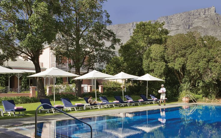 Belmond Mount Nelson Hotel, Cape Town, South Africa   DSA Architects International