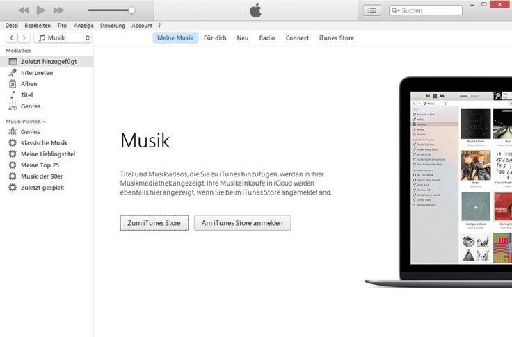 Screenshot 3 - iTunes