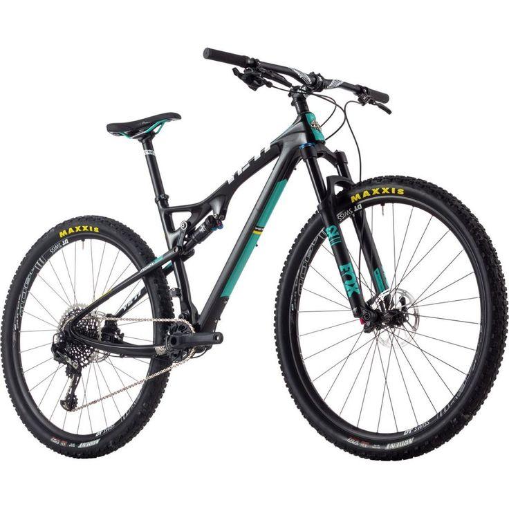 Yeti Cycles ASR Carbon Eagle Complete Mountain Bike - 2017 Black, L :https://athletic.city/bike/gear/yeti-cycles-asr-carbon-eagle-complete-mountain-bike-2017-black-l/