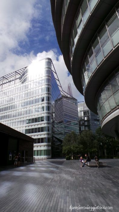 Grattacieli vicino alla City Hall