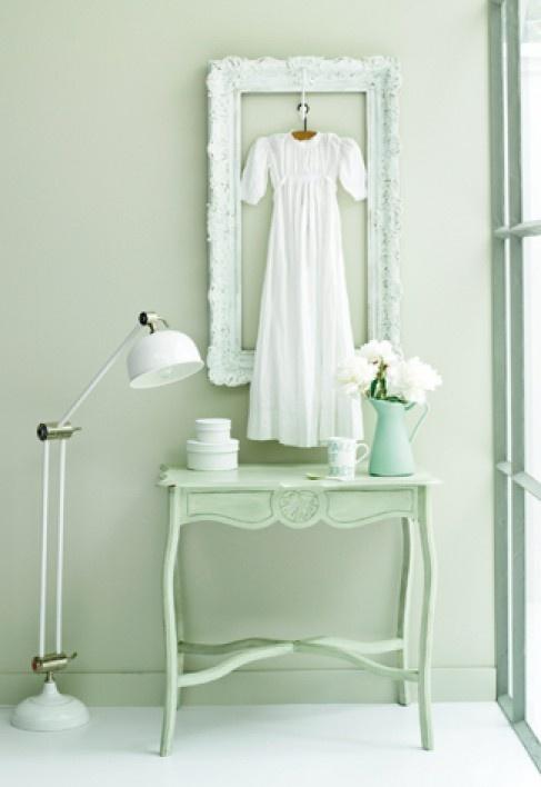 I love this idea for a babyroom #overacoupleyears