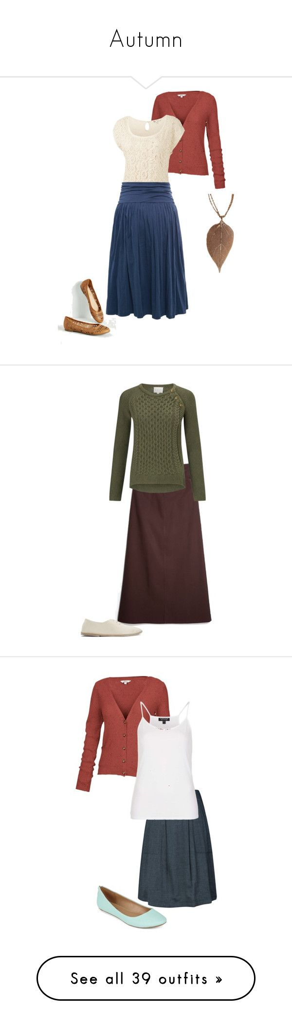 """""""Autumn"""" by beautiful-and-unique ❤ liked on Polyvore featuring Fat Face, Farhi by Nicole Farhi, Humble Chic, MANGO, EAST, Marsèll, Seasalt, Topshop, Call it SPRING and J.Crew"""