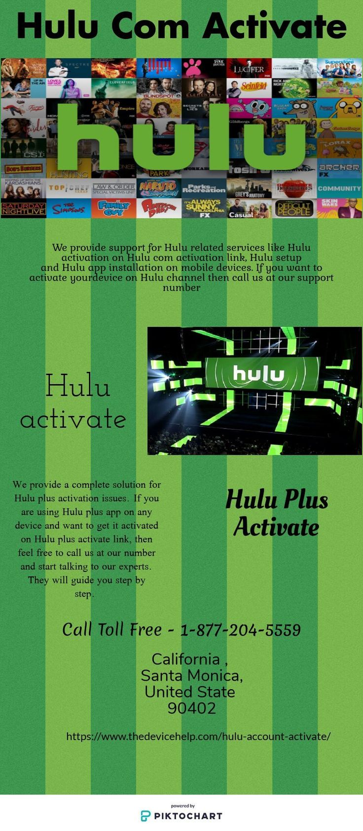 Pin by tvhelp on Hulu activation code Help Call Toll Free