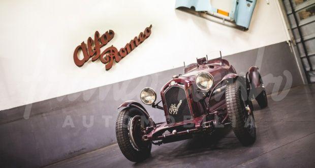 1932 Alfa Romeo 8C  - Monza by Pur Sang | Classic Driver Market
