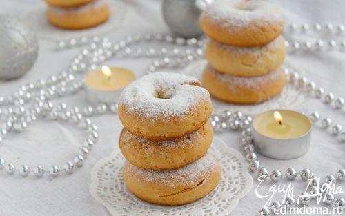 Медовое печенье на Рождество   Кулинарные рецепты от «Едим дома!»