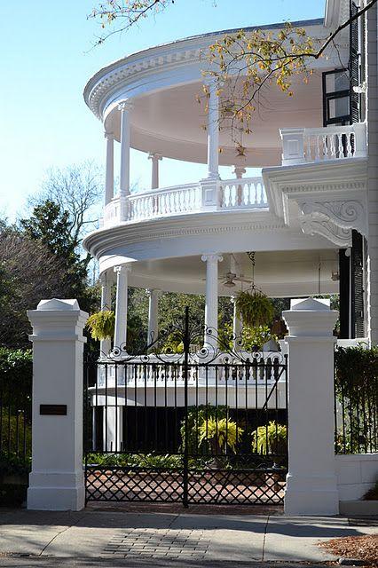 Charleston, SC - gorgeous double porches