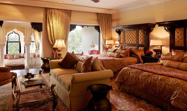 Rambagh Palace Hotel, Jaipur