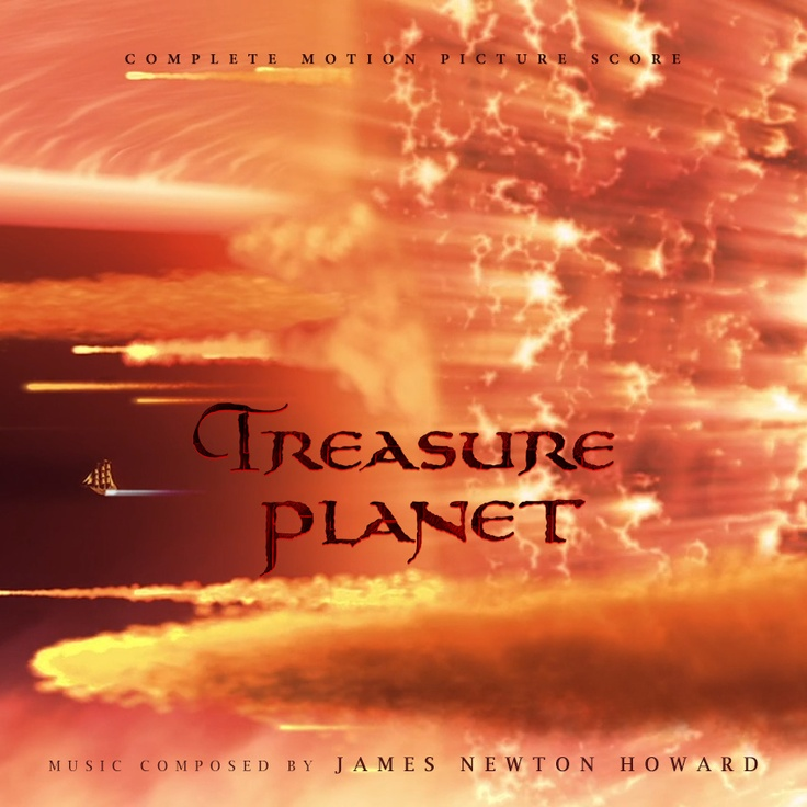 James Newton Howard Treasure Planet complete
