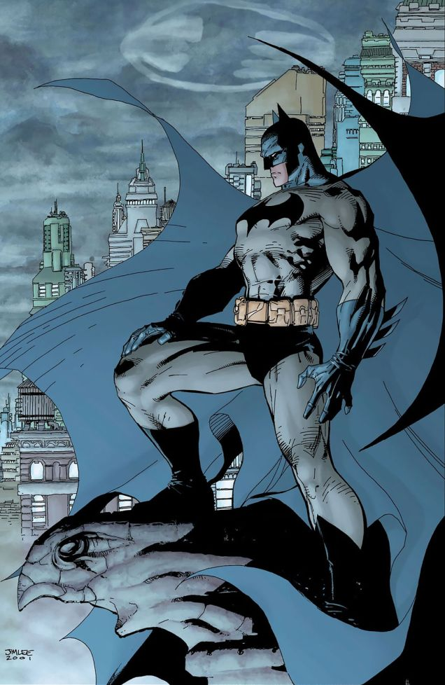 The 27 Best Batman Artists- Jim Lee