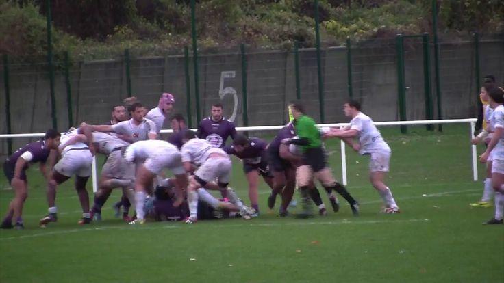 Racing 92 vs Angoulême ESPOIRS u22 Highlights