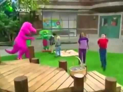 Barney & Friends Brushing Up on Teeth Season 6, Episode 12