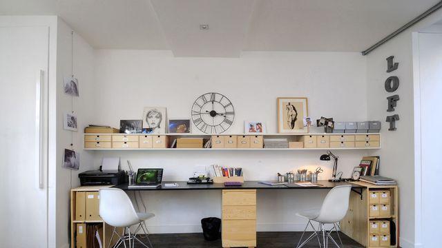 Aménagement bureau : conseils de pro pour aménager un coin bureau ...