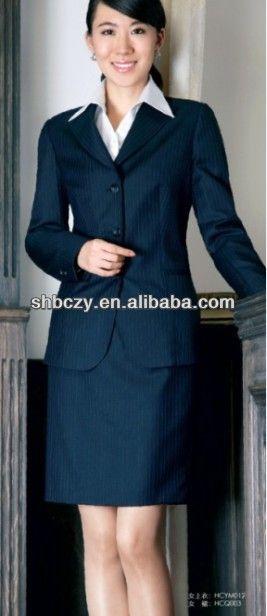 Hotel manager uniform fashion design buy hotel manager for Spa uniform alibaba
