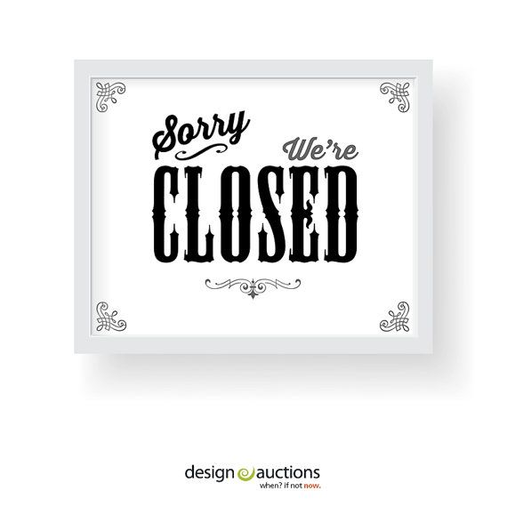 17 Best Images About Open And Closed (signs, Quotes