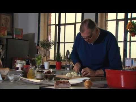 Johan Segers - Konijn met trappist en spruitjes