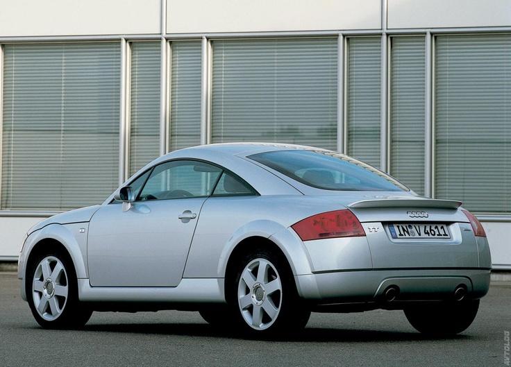Audi TT Coupe 180bhp