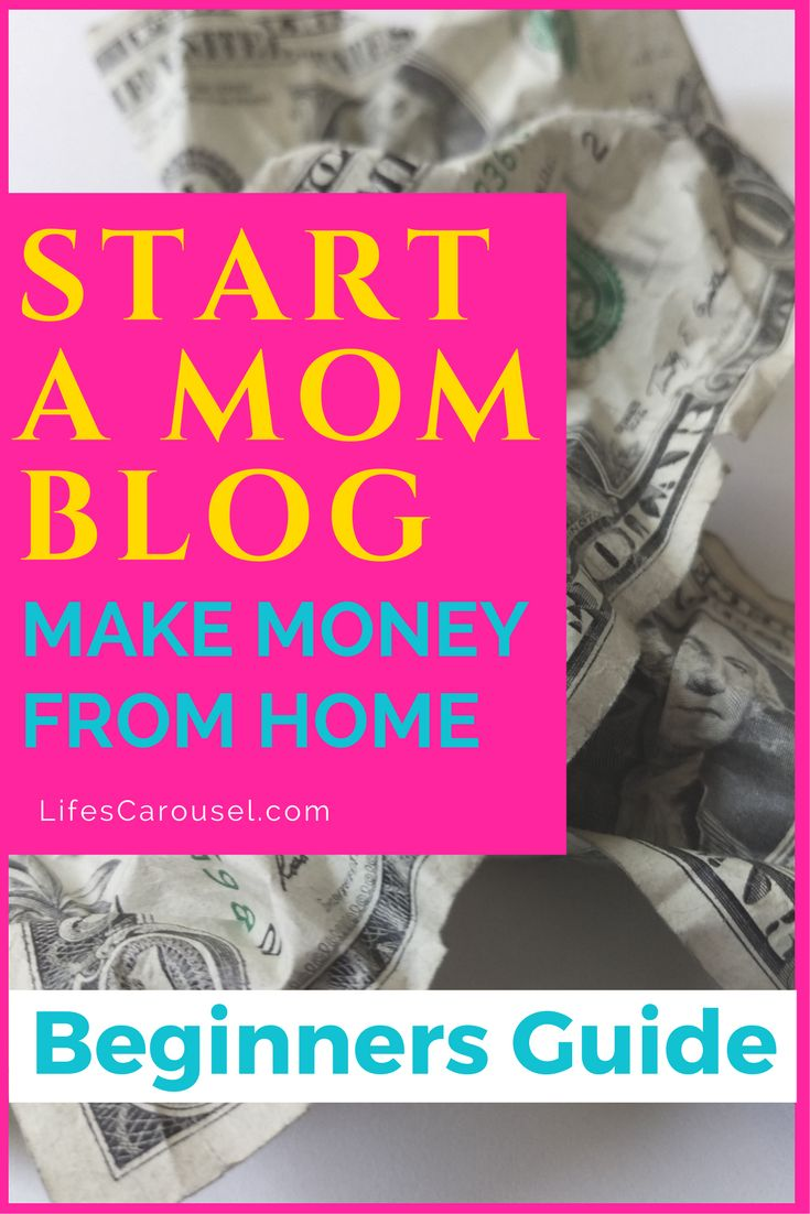 Start a Mom Blog | Complete Beginners Guide to starting a parenting blog. Easy to follow step by step tutorial for EXACTLY how to start a blog. Follow these simple steps and start making money in your free time at home! SO SIMPLE - I LOVE IT!