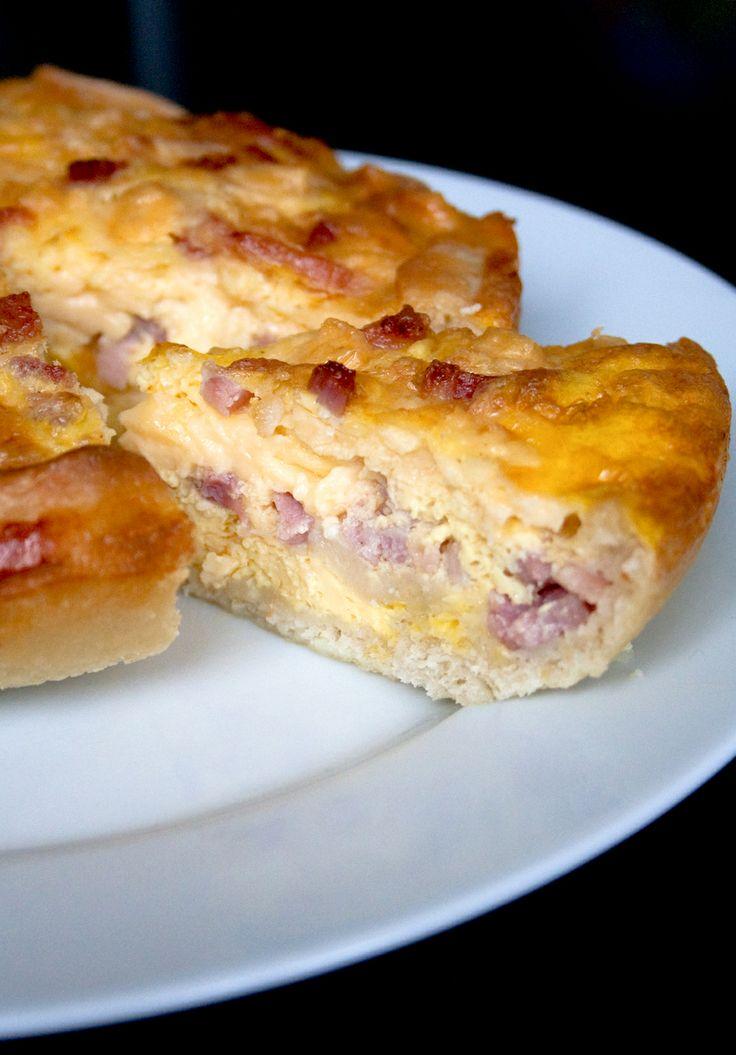 En gastronoma una quiche es un tipo de tarta salada derivada de la cocina francesa quiche lorraine La receta del quiche l  Gastronoma