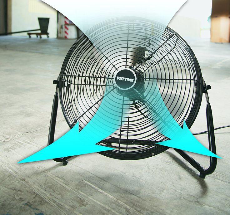Patton PUF1810C-BM 18-Inch High Velocity Fan: Amazon.ca: Home & Kitchen