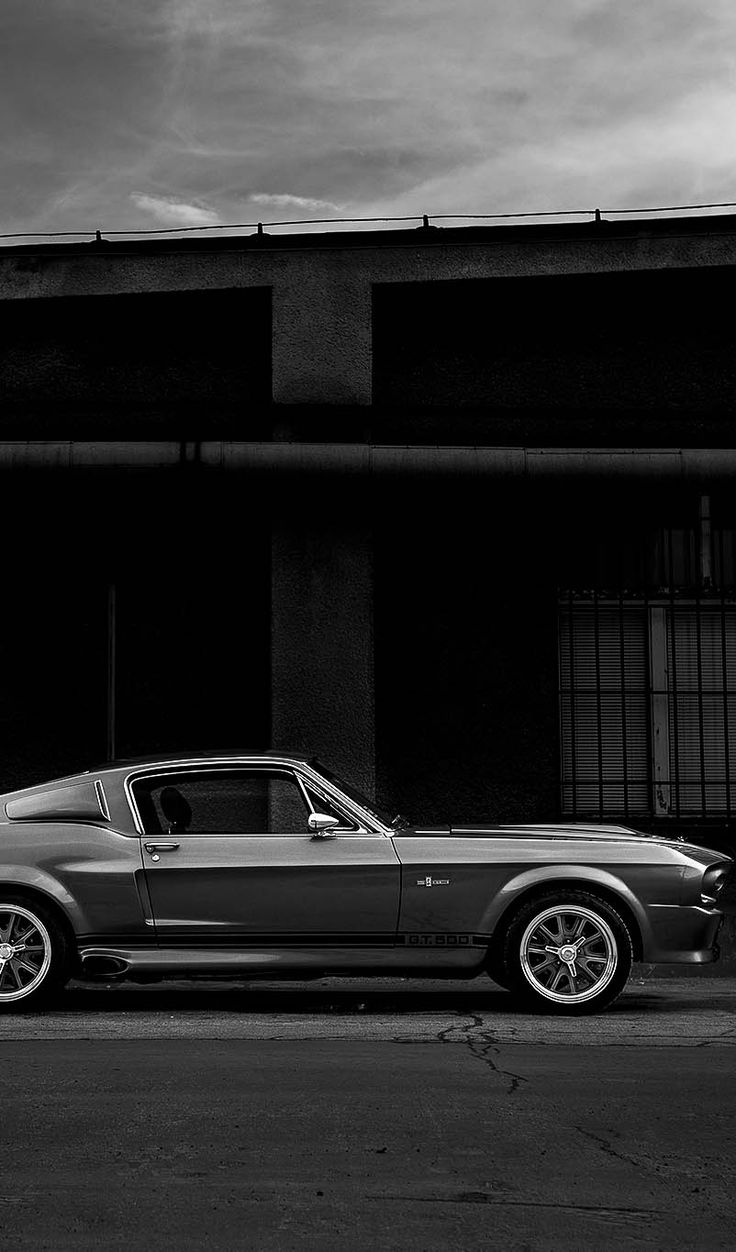 "h-o-t-cars:    1968 Ford Mustang Shelby GT500 ""Eleanor"""