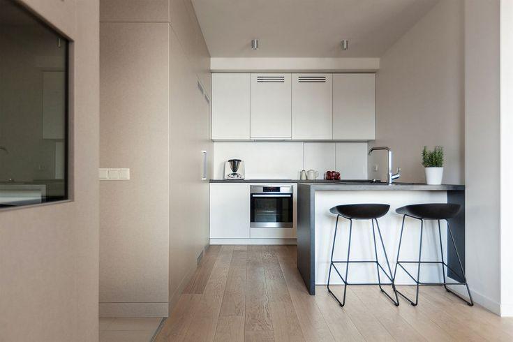 нейтральный интерьер, светлый интерьер квартиры фото, квартиры в Литве, примеры…