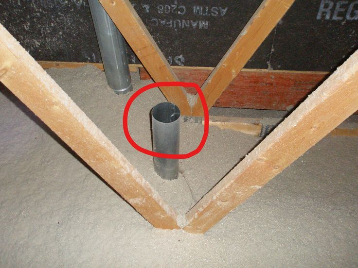 Bathroom exhaust fans that vent to the attic is always a bad idea. Damp insulation lowers the R-value, moisture builds frost on the roof deck and promotes mold growth.