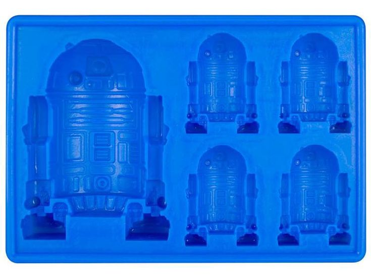 Star Wars Ice Cube Tray for R2-D2