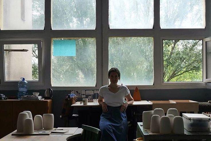 workshop in Warsaw https://www.instagram.com/august.design.studio/
