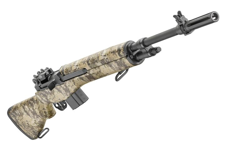 The Standard M1A™ is one of the best semi-automatic tactical rifles offered at Springfield Armory, along with many other top-quality models for sale.