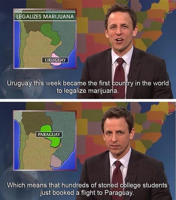 Uruguay - Marihuana