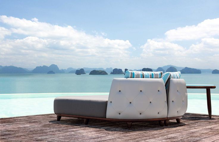 TECNI NOVA Fortune collection High-end outdoor furniture