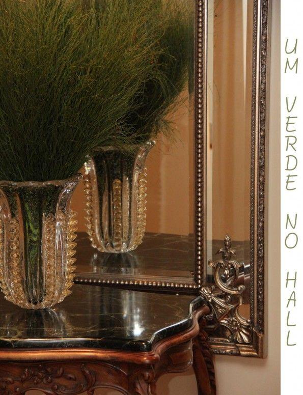hall de entrada | Anfitriã como receber em casa, receber, decoração, festas, decoração de sala, mesas decoradas, enxoval, nosso filhos