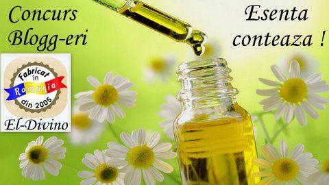 CONCURSURI ★ BLOGG-ERI★ ➡ Inscrieri pana acum 12 / 100 blogg-eri ➡ Parfumuri Testare Gratis pentru Concurs ➡ Produse cadou implicare in Concurs  www.el-divino.ro